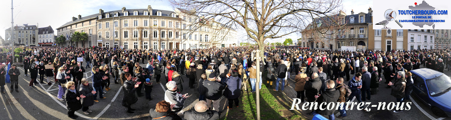 Je suis Charlie Christophe BOCHER Nord Ouest Photos Cherbourg