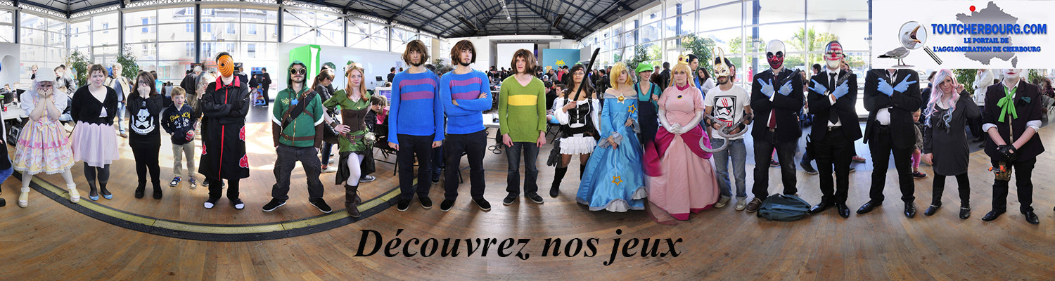 cosplay Christophe BOCHER Nord Ouest Photos Cherbourg